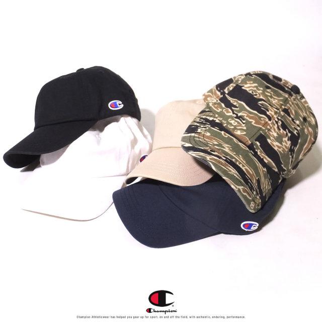 Champion (チャンピオン) キャップ 帽子 メンズ レディース TWILL LOW CAP (181-014A)