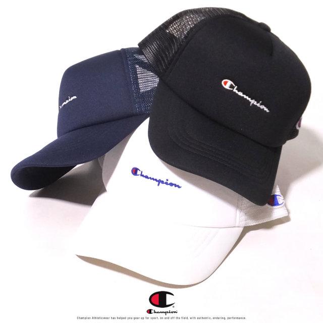 Champion (チャンピオン) メッシュキャップ 帽子 メンズ レディース AMERICAN MESH CAP (181-020A)