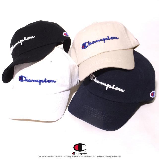 Champion (チャンピオン) キャップ 帽子 メンズ レディース 3D LOGO CAP (181-021A)