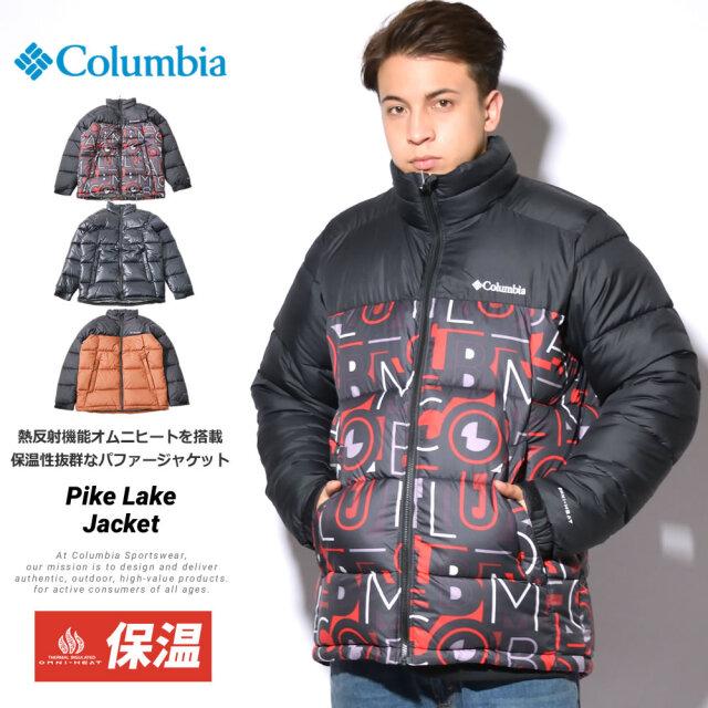 コロンビア Columbia 化繊中綿ダウンジャケット メンズ 熱反射保温機能 パイクレイク ジャケット WE0019