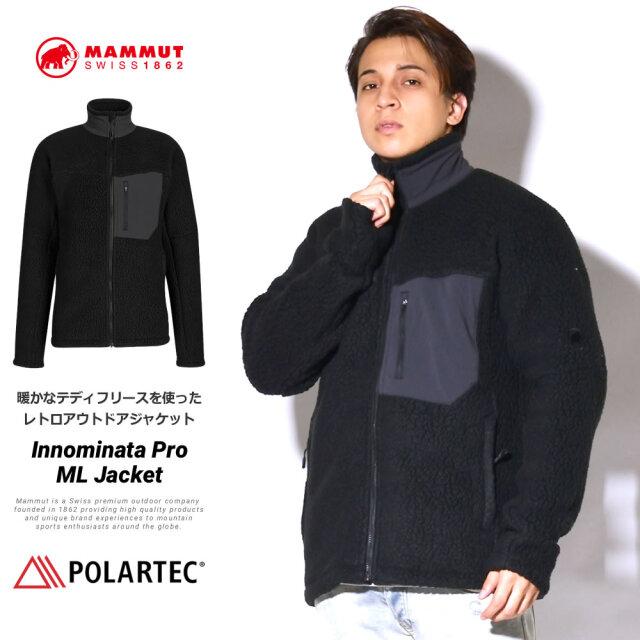 マムート MAMMUT フリースジャケット メンズ Polartec Classic イノミナータプロMLジャケット 1014-01661