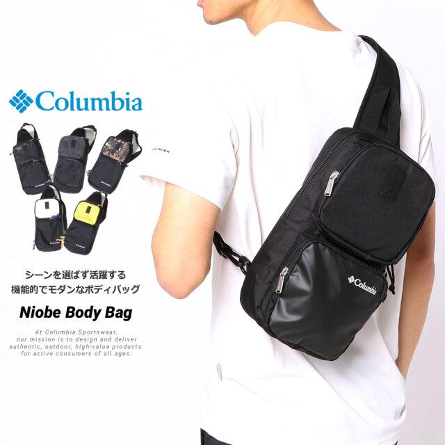コロンビア Columbia ボディバッグ メンズ レディース ナイオベボディバッグ PU8452