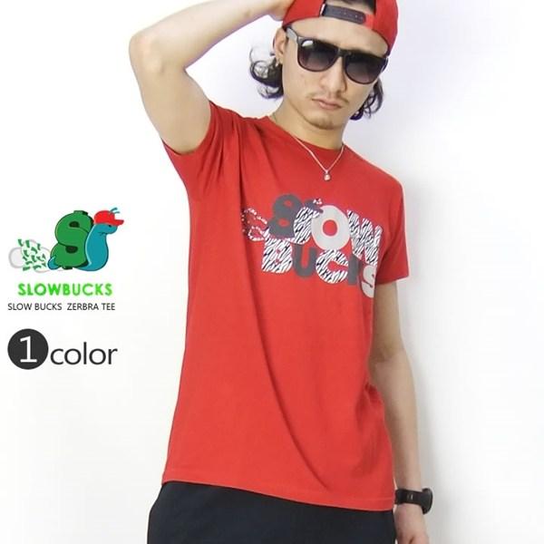 SLOW BUCKS Tシャツ H1299011SB