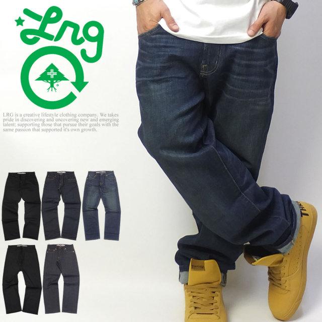 b系ストリート系メンズファッション通販 LRG デニムパンツ TRUE STRAIGHT J145017