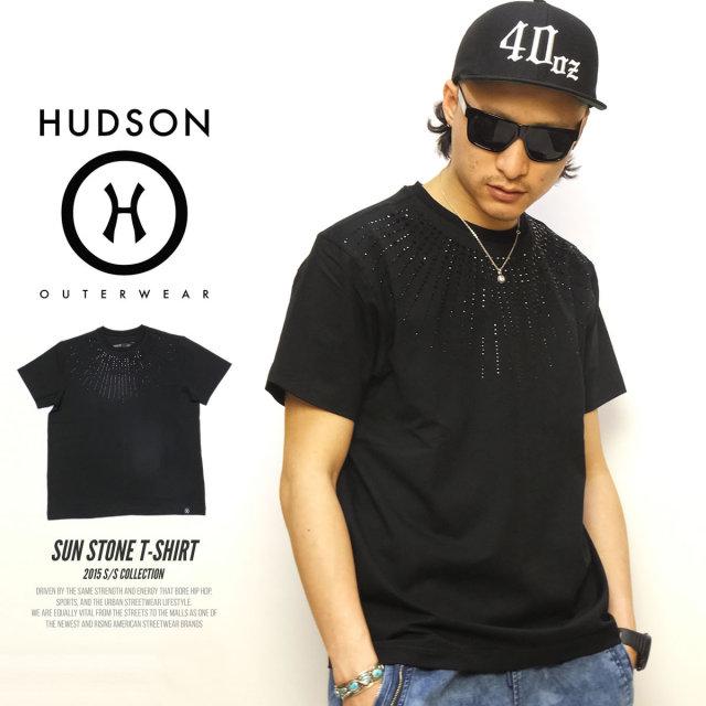 HUDSON ハドソン 半袖Tシャツ SUN STONE T-SHIRT H15285 5V1380