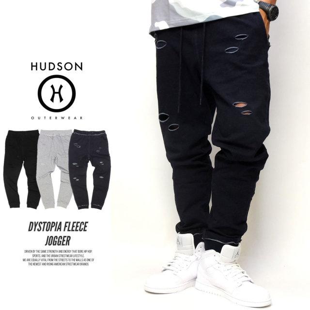 HUDSON ハドソン スウェットパンツ DYSTOPIA FLEECE JOGGER H4050471 5V5057