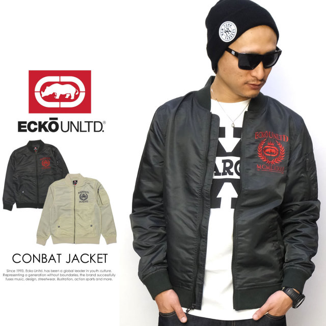ECKO UNLTD エコーアンリミテッド ジャケット CONBAT JACKET IF15-07015 5V7218