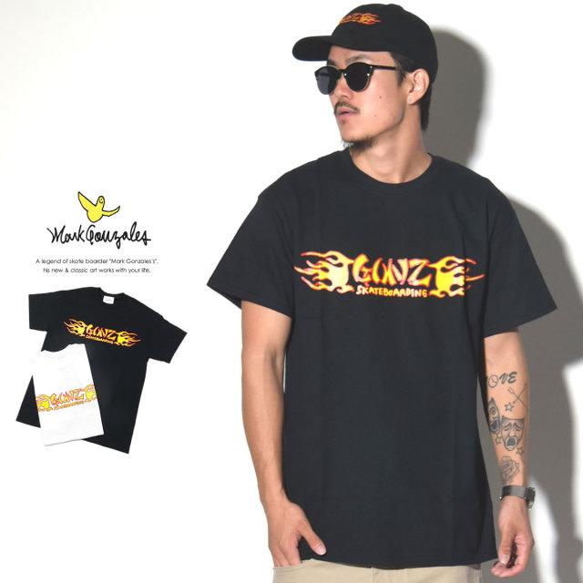 MARK GONZALES マークゴンザレス 半袖Tシャツ 2G5-7338 6V5298