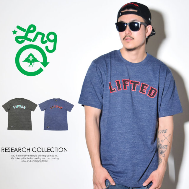 LRG エルアールジー 半袖Tシャツ RESEARCH COLLECTION J161047 6V9138