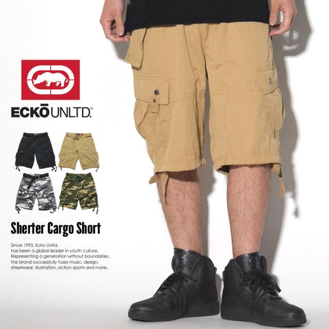 ECKO UNLTD エコーアンリミテッド カーゴショーツ SHELTER CARGO SHORT EO117-S57 7V1259