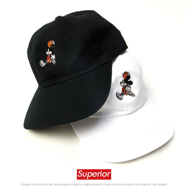 SUPERIOR スーペリア ロークラウンキャップ DUNK M CAP 1720035 7V2148