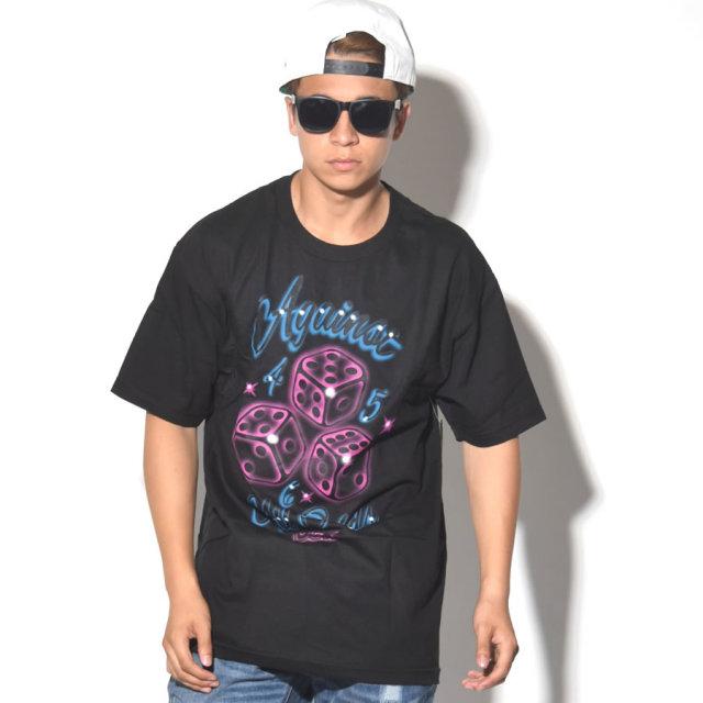DGK ディージーケー 半袖Tシャツ AGAINST ALL ODDS DT-3960 7V5024