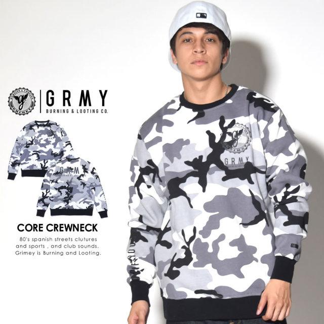 GRIMEY グライミー トレーナー CORE CREWNECK GSW279 7V5448