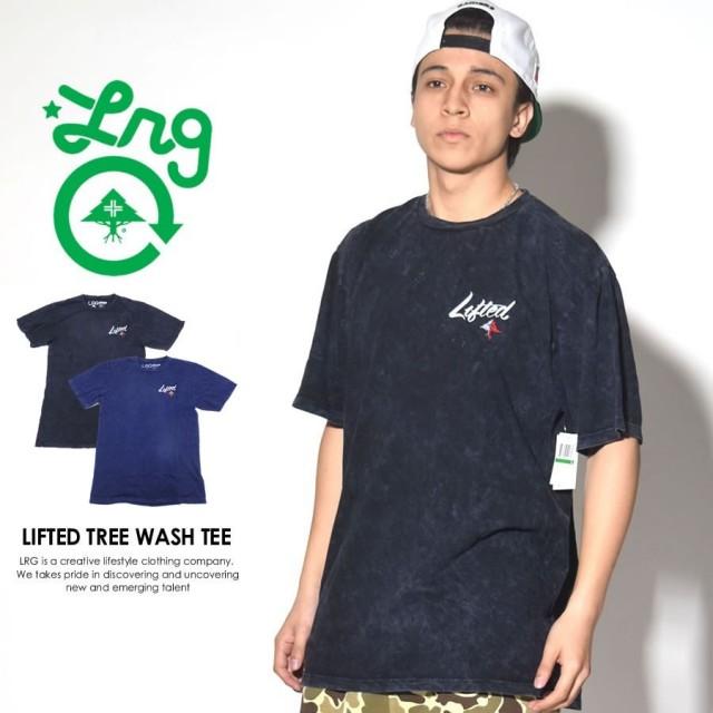 LRG エルアールジー 半袖Tシャツ LIFTED TREE WASH TEE J171114 7V9351