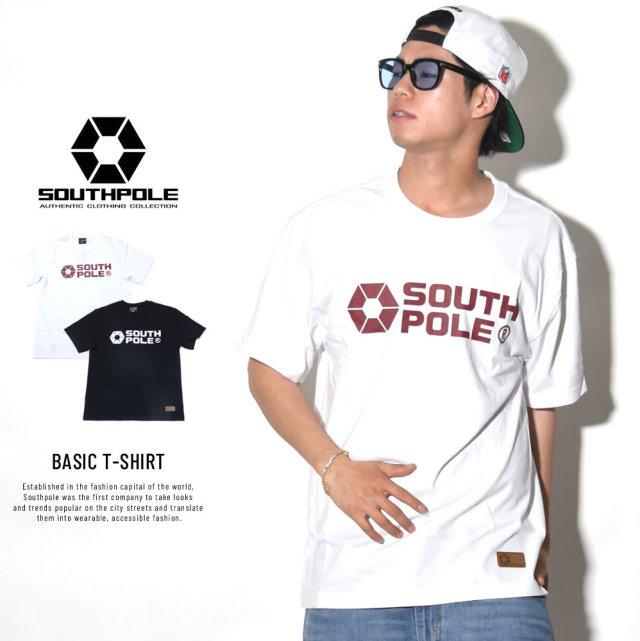 SOUTHPOLE サウスポール 半袖Tシャツ BASIC T-SHIRT (11822050)