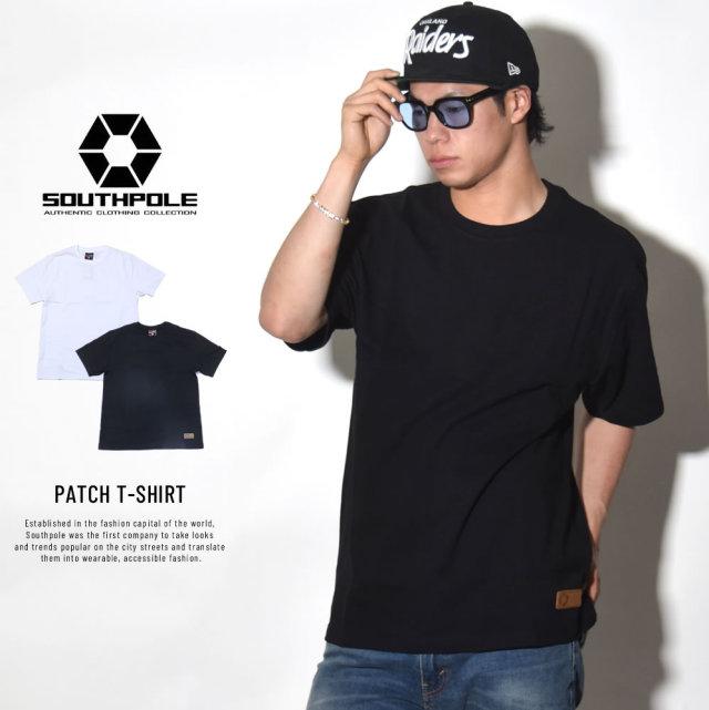 SOUTHPOLE サウスポール 半袖Tシャツ PATCH T-SHIRT (11822052)