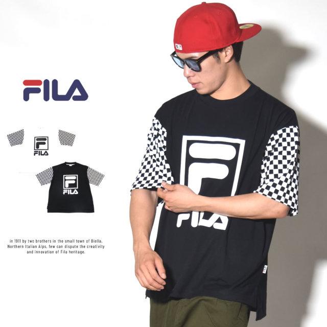 FILA フィラ 半袖Tシャツ (FM9492)