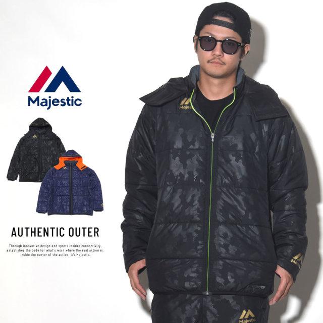 MAJESTIC マジェスティック ジャケット AUTHENTIC OUTER XM23-MAJ0039