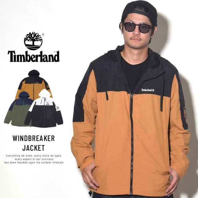 TIMBER LAND ティンバーランド ウインドブレーカー WINDBREAKER JACKET TB0A1N8D