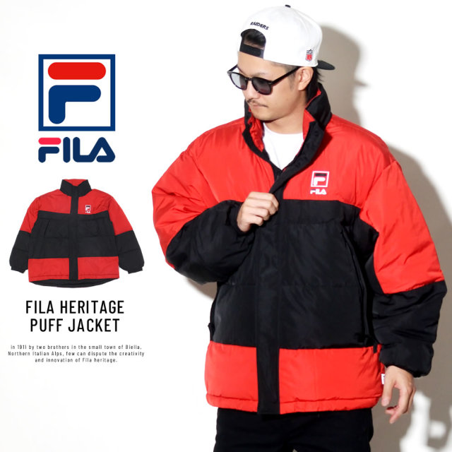 FILA フィラ 中綿ジャケット FM9505