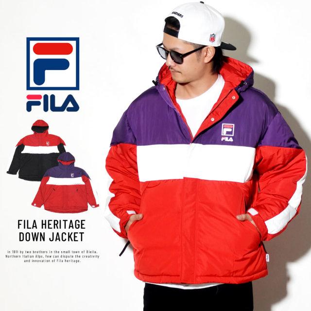 FILA フィラ 中綿ジャケット FM9506