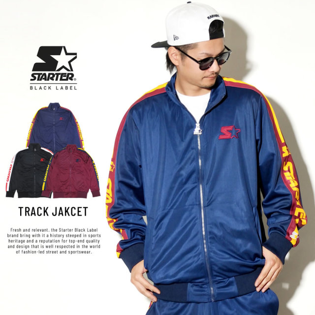 STARTER スターター トラックジャケット TRACK JACKET 6S8G0516