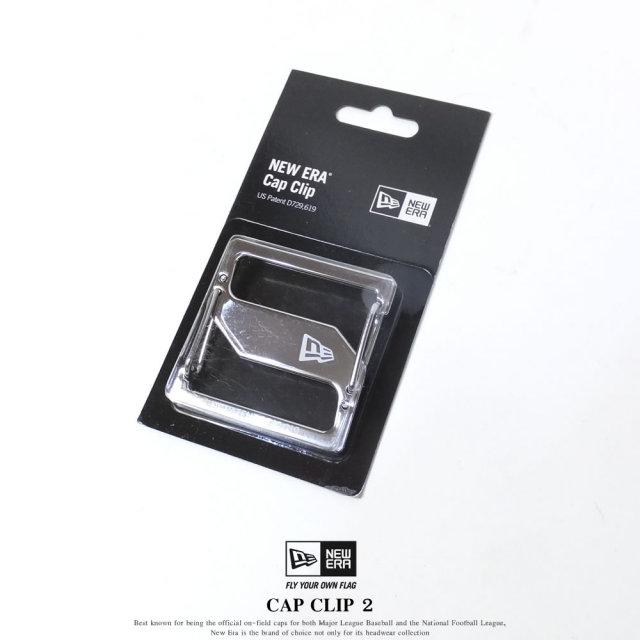 NEW ERA ニューエラ キャップクリップ CAP CLIP 2 シルバー/シルバー (11556663)