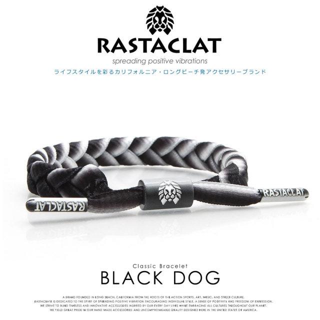 RASTACLAT ラスタクラット ブレスレット BLACK DOG (RC047BKDG)