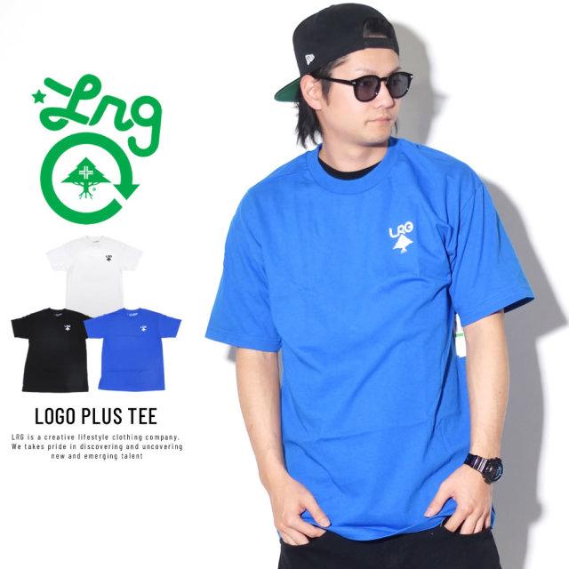 LRG エルアールジー 半袖Tシャツ LOGO PLUS TEE J181070