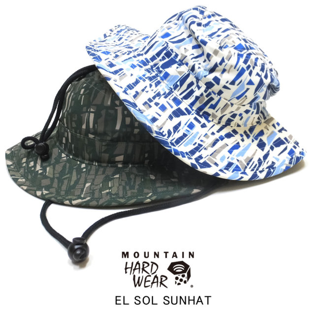 MOUNTAIN HARD WEAR マウンテンハードウェア ハット EL SOL SUNHAT OU7661