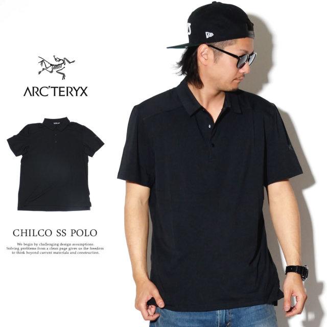 ARC'TERYX アークテリクス ポロシャツ CHILCO SS POLO 17213