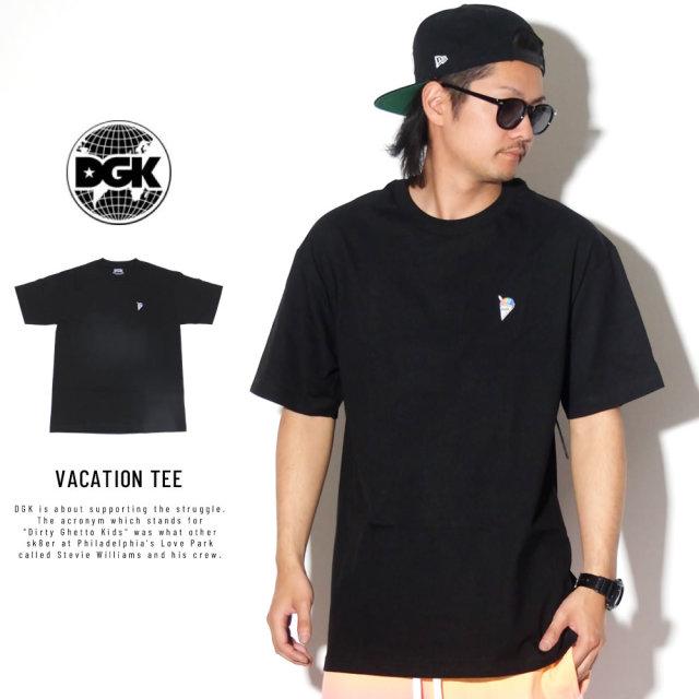 DGK ディージーケー 半袖Tシャツ SYRUP TEE PTE-103