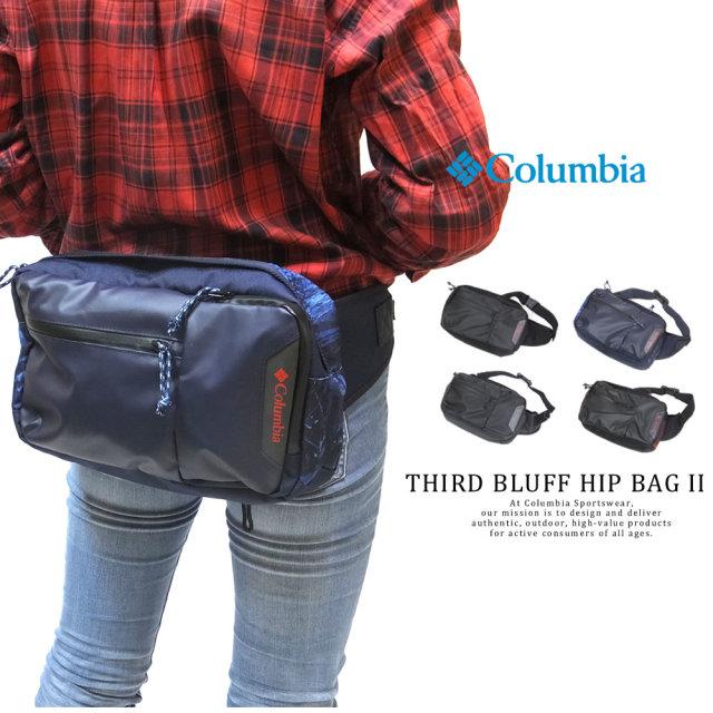 COLUMBIA コロンビア ヒップバッグ THIRD BLUFF HIP BAG II PU8327
