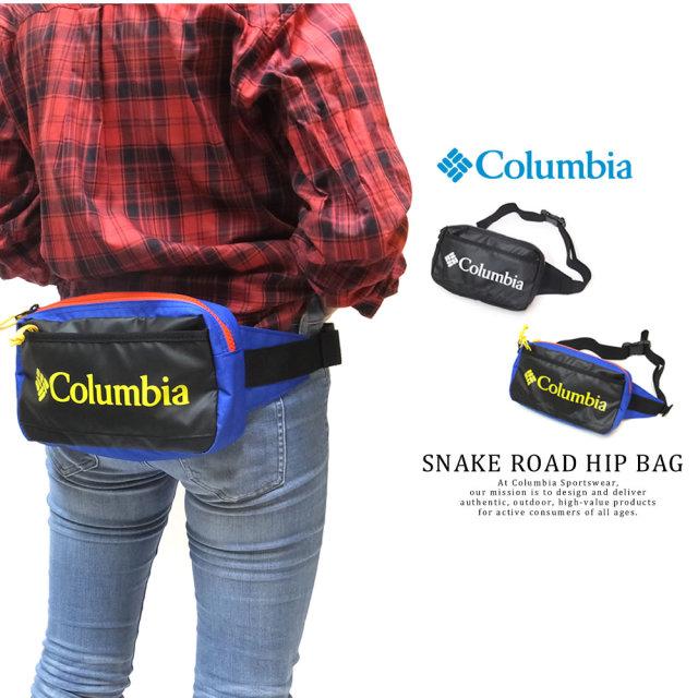 COLUMBIA コロンビア ヒップバッグ SNAKE ROAD HIP BAG PU8357