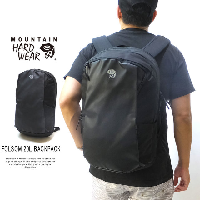 MOUNTAIN HARD WEAR マウンテンハードウェア バックパック リュックサック FOLSOM 20L BACKPACK OU7858