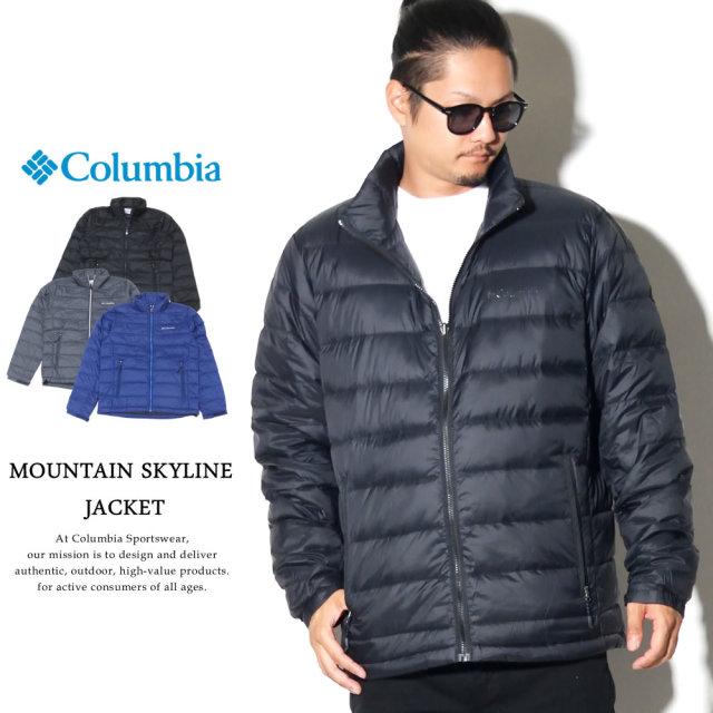 COLUMBIA コロンビア ダウンジャケット マウンテンスカイラインジャケット MOUNTAIN SKYLINE JACKET PM5688