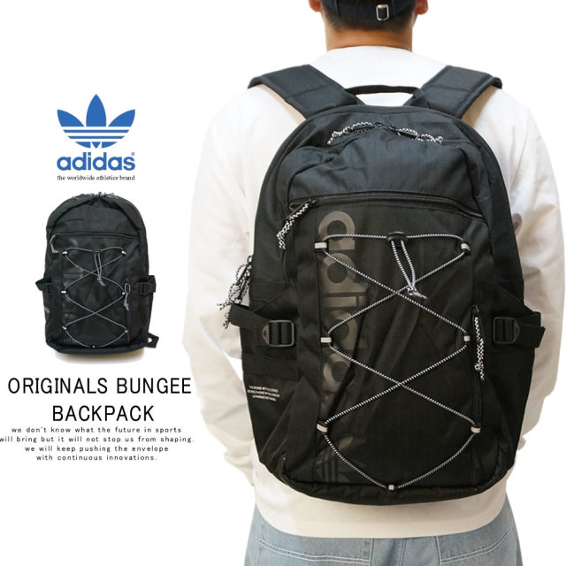 ADIDAS アディダス バックパック ORIGINALS BUNGEE BACKPACK CL5492