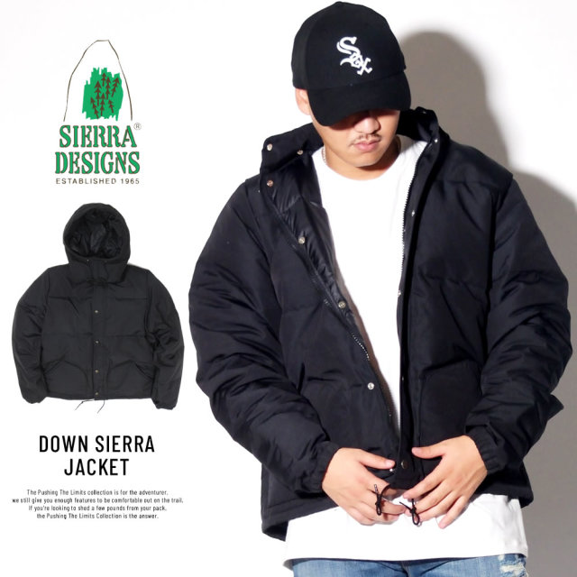 SIERRA DESIGNS シエラデザインズ ダウンジャケット SIERRA DOWN JACKET 7951
