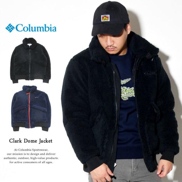 COLUMBIA コロンビア ボアジャケット 中綿ジャケット クラークドームジャケット CLARK DOME JACKET PM3763