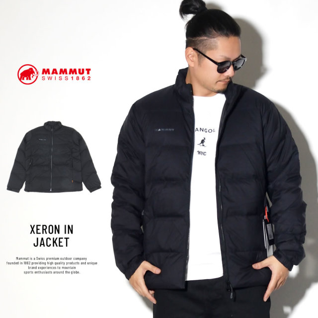 MAMMUT マムート ダウンジャケット XERON IN JACKET AF MEN 1013-00721