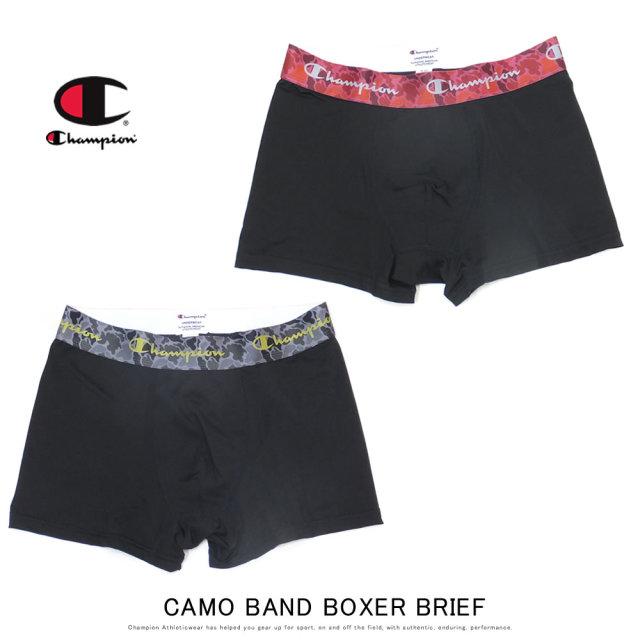 CHAMPION チャンピオン ボクサーブリーフ CAMO BAND BOXER BRIEF CM6-Q202
