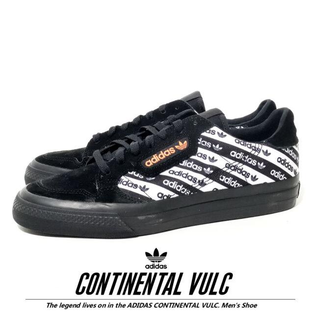 adidas アディダス スニーカー メンズ Continental Vulc EG8778