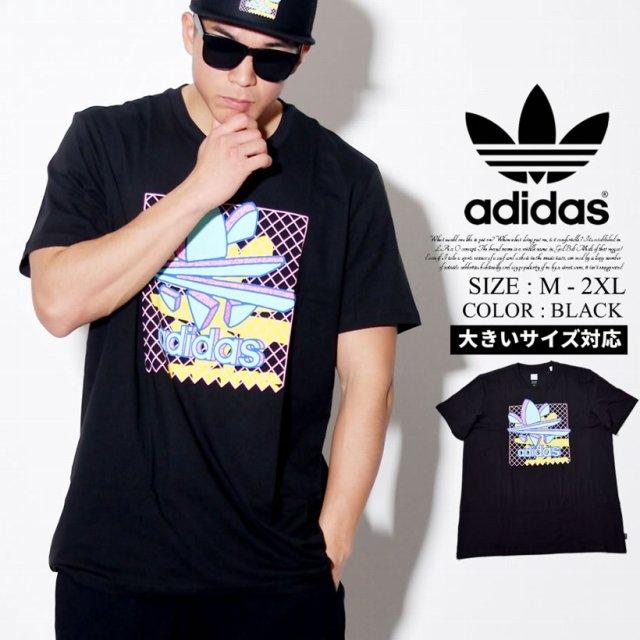 adidas アディダス Tシャツ メンズ ストリート系 スケーター ファッション