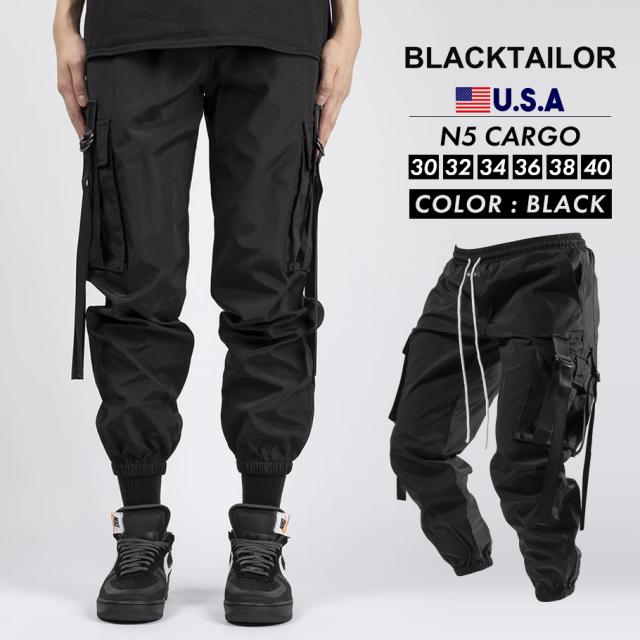 BLACKTAILOR ブラックテイラー カーゴパンツ N5 CARGO ストリート ファッション btdt007