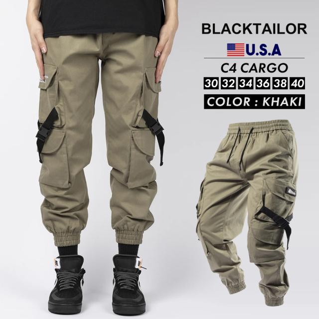 BLACKTAILOR ブラックテイラー カーゴパンツ C4 CARGO ストリート ファッション btdt013
