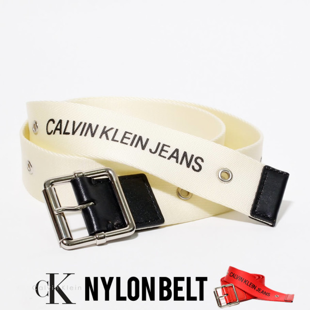 calvin klein カルバンクライン ベルト カジュアル ストリート系 ファッション 75646 通販