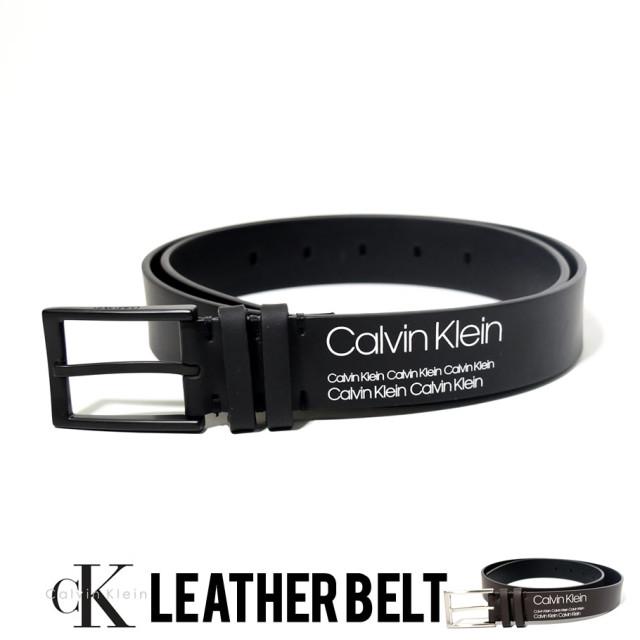 calvin klein カルバンクライン ベルト ネームロゴ カジュアル ストリート系 ファッション 75599 通販