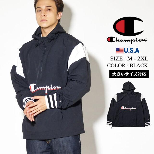 champion チャンピオン アノラックジャケット メンズ 大きいサイズ MANORAK2.0 V5840586044
