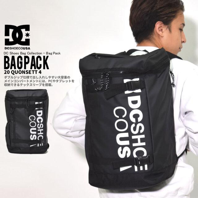 DC SHOES ディーシー バックパック 鞄 5430J005