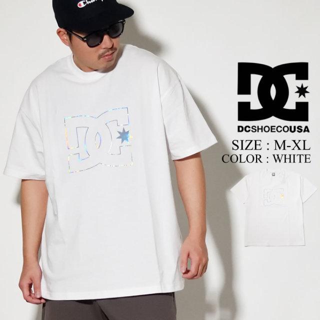 DC SHOES ディーシー シューズ Tシャツ メンズ 半袖 ホワイト 20 STAR WIDE SS 5226J003